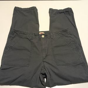 Levi Lightly Wash Gray 100% Cotton Men's Pants
